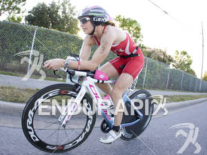 Magali Tisseyre CAN Bike Clearwater Blue Shimano Tyr