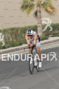 Dirk Bockel at the 2012 Abu Dhabi International Triathlon