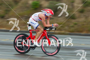 Ben Hoffman on his Shiv at the  Ironman 70.3 California on March 31, 2012  in Oceanside, CA