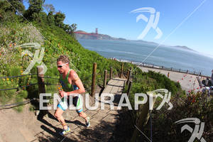 2012 Escape from Alcatraz Triathlon