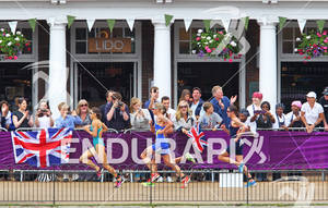 2012 London Olympics Women's Triathlon