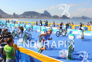 2015 Rio Olympic Triathlon Test Event