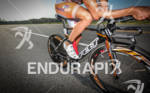 TERENZO BOZZONE on bike at the Ironman 70.3 Eagleman on…