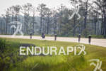 Athletes bike through the beautiful Eastern Shore at the Ironman…