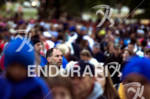 A face in the crowd at the 2011 Ford Ironman…