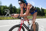 Eduardo Sturla on bike at the 2011 Ford Ironman Lake…