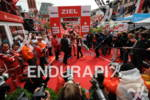 Faris Al-Sultan (DEU) at the finish of the Frankfurter Sparkasse…