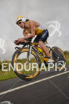 Jan Raphael (DEU) at bike portion at Frankfurter Sparkasse Ironman…