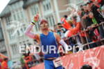 Age group athlete David Corredor Panadero (ESP) at the finish…