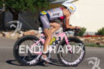 Kelly Williamson on her QR bike at the 2011 Ironman…