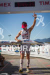 at the 2011 Ironman Boulder 70.3 triathlon on August 8,…