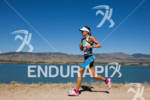 Angela Naeth on run at the 2011 Ironman Boulder 70.3…