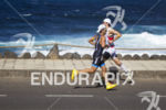 Richard Calle,  on the run portion of the Ironman 70.3…