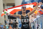 Eva Wutti (AUT) celebrates her second rank at the Sparkassen…
