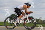 Romain Guillaume (FXX) on bike at the 2011 Ford Ironman…