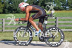 Bojan Maric on bike at the 2011 Ford Ironman Louisville