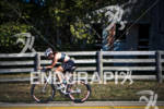 Stephanie Jones on bike at the 2011 Ford Ironman Louisville