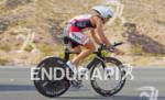 Craig Alexander (AUS) on mystery bike competing at the Ironman…