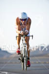 Chris Lieto (USA) on the bike at the Marines Ironman…