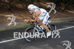 Eneko Llanos competing in the bike portion of the 2011…