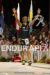 Vitor Meira (BRA) finishes the 2011 Ford Ironman World Championship