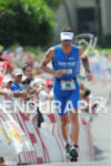 Michael Goehner at Hot Corner running up Palani Road after…