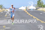 Dirk Bockel running in the Natural Energy Lab at the…