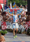 Dirk Bockel of Luxemburg at the finish of the 2011…