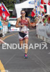 Rachel Joyce of Great Britain approaching the finish at the…