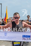 Lance Armstrong finishes second  at the 2012 Ironman 70.3 Panama…
