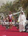 Rasmus Henning at the 2012 Abu Dhabi International Triathlon