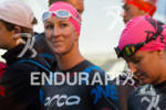 Meredithr Kessler at the  Ironman 70.3 California on March 31,…