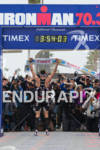 Andy Potts wins at the  Ironman 70.3 California on March…