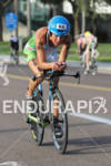 Mirinda Carfrae on bike at the St. Anthony's Triathlon on…
