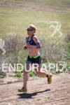 Heather Jackson leads the run at the Avia Wildflower Triathlon…