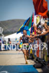 Heather Jackson wins at the Avia Wildflower Triathlon on May…
