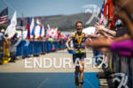 Heather Jackson takes a victory lap at the Avia Wildflower…