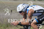 Clayton Fettel let most of the bike course at the…