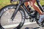 Christian Brader's SCOTT bike on the road at the Ironman…