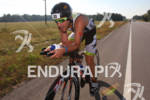 Pedro Gomes on bike at the Ironman Texas on May…