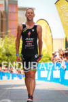Jordan Rapp is all smiles at the Ironman Texas on…