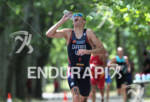Tommy ZAFERES (USA) hydrates on the run at the 2012…