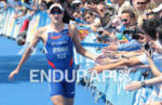 Alexander BRYUKHANKOV (RUS) crossing the finish line at the 2012…