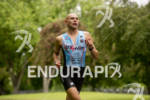 Matthew Russell in the run portion of the 2012 Boise…