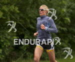 Rachel Challis in the run portion of the 2012 Boise…