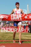 Leanda Cave is victorious at the 2012 Escape from Alcatraz…