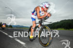 Tim ODonnell on bike at the Ironman Coeur d' Alene…