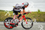 Guy Crawford on bike at the Ironman Coeur d' Alene…
