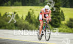 Viktor Zyemtsev, on bike at the Ironman Coeur d' Alene…