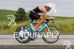 Joel Jameson on bike at the Ironman Coeur d' Alene…